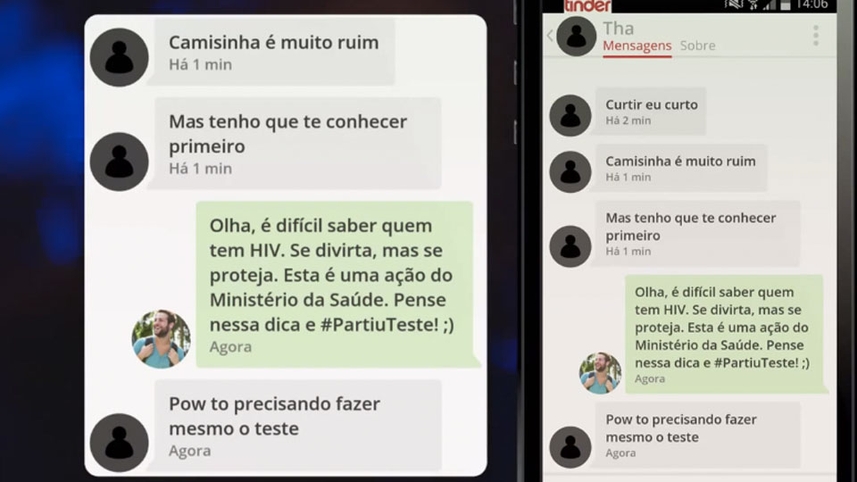ministerio-saude-tinder-chat