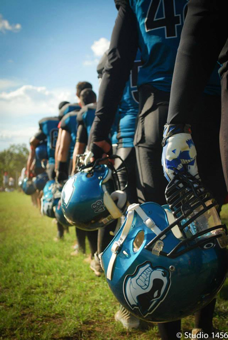 time underdogs, futebol americano, documentario sonho americano
