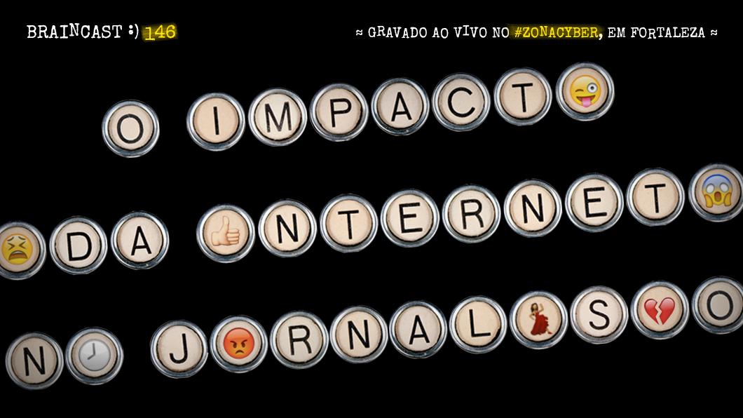 Capa - O impacto da internet no jornalismo