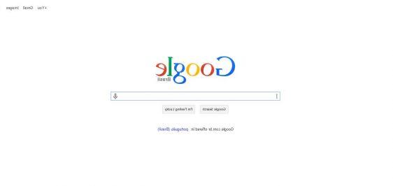 google-invertido
