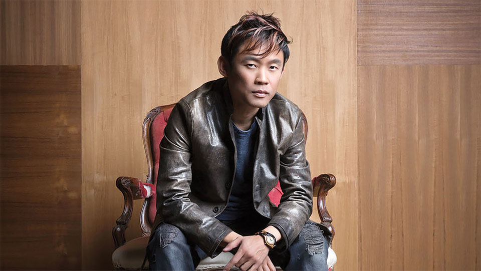 O diretor James Wan
