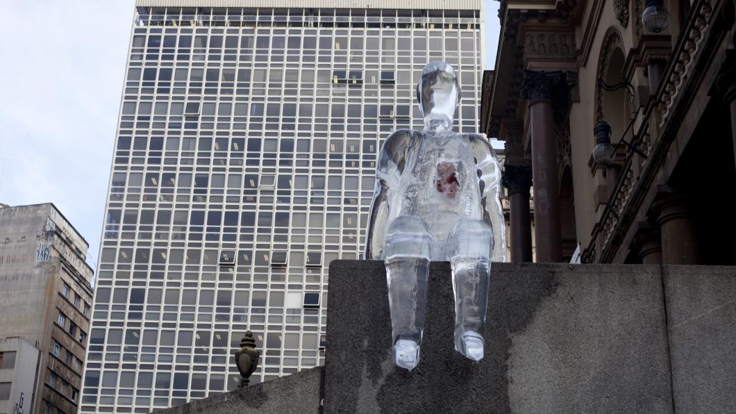 Ice Man - photo by Pedro Chavedar