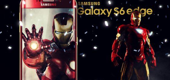samsung-group-announces-galaxy-s6-edge-iron-man-limited-edition