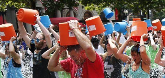 Ice Bucket ALS