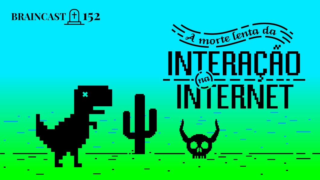 Capa - A morte lenta da interação na Internet