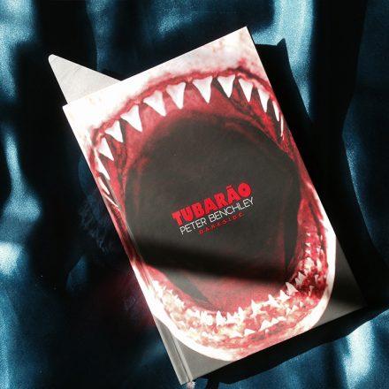 resenha livro tubarao de peter benchley, limited edition darkside books