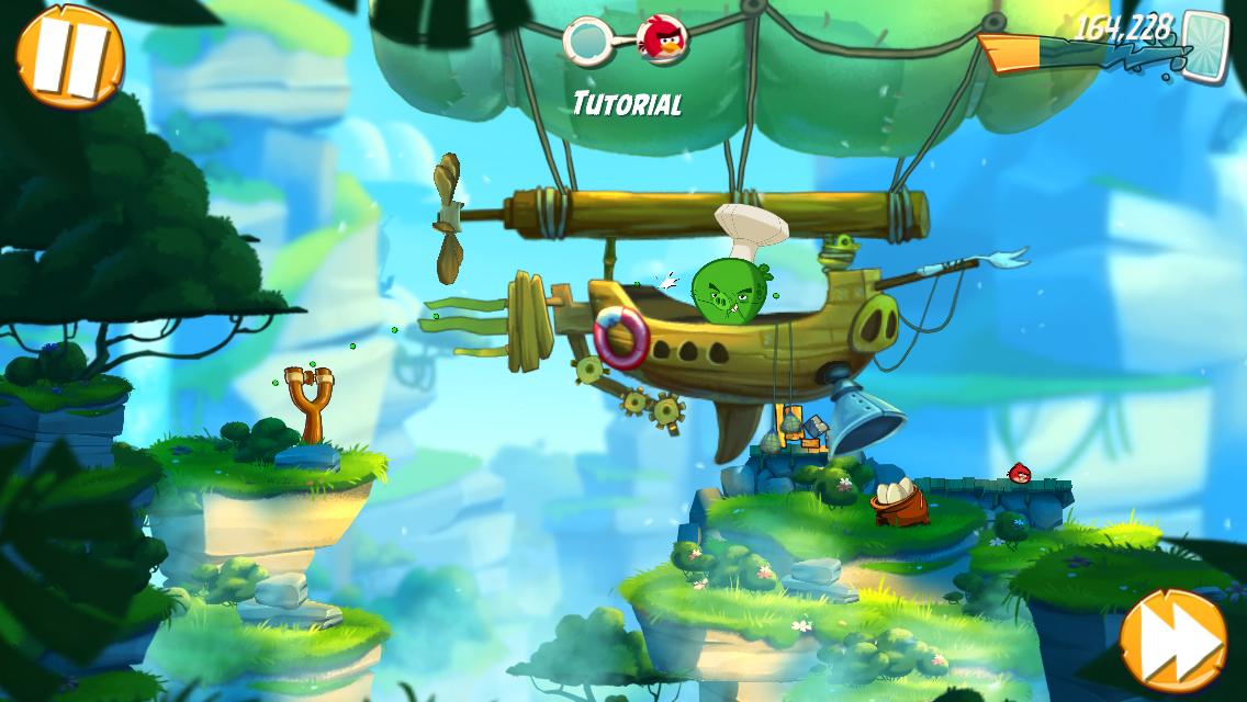 Rovio tenta renovar fórmula com Angry Birds 2