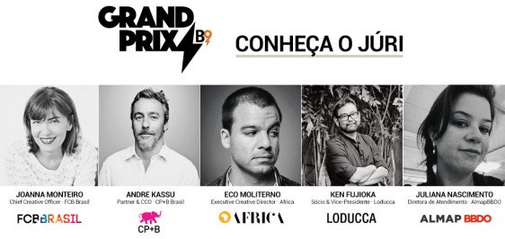 B9 Grand Prix Jurados