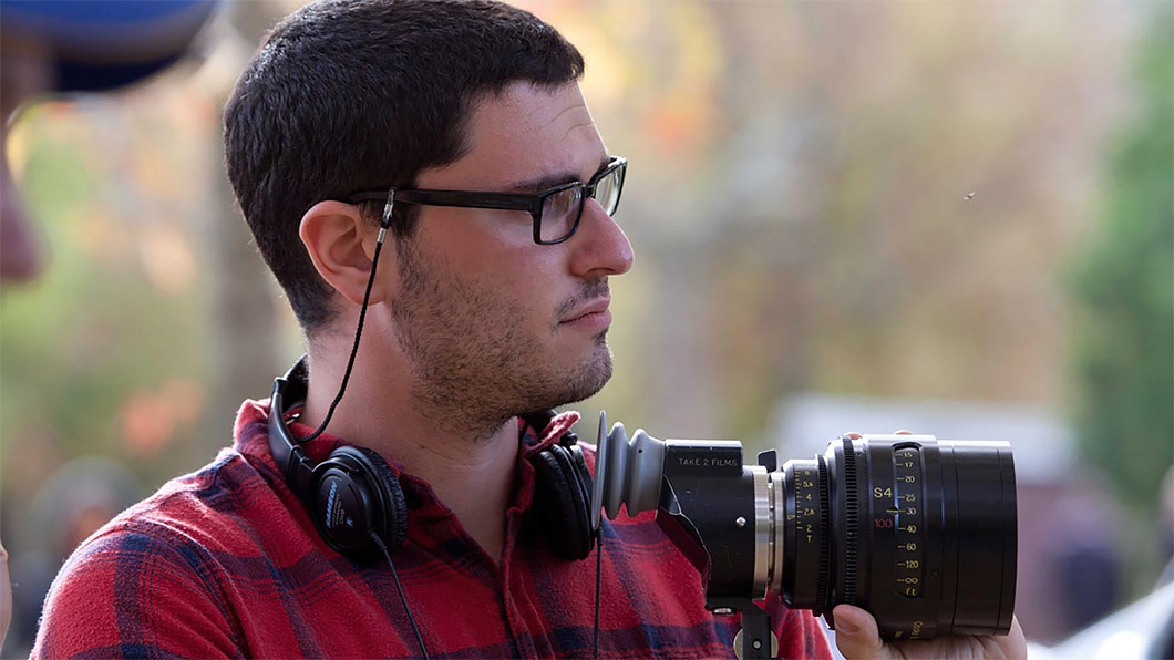 O diretor Josh Trank