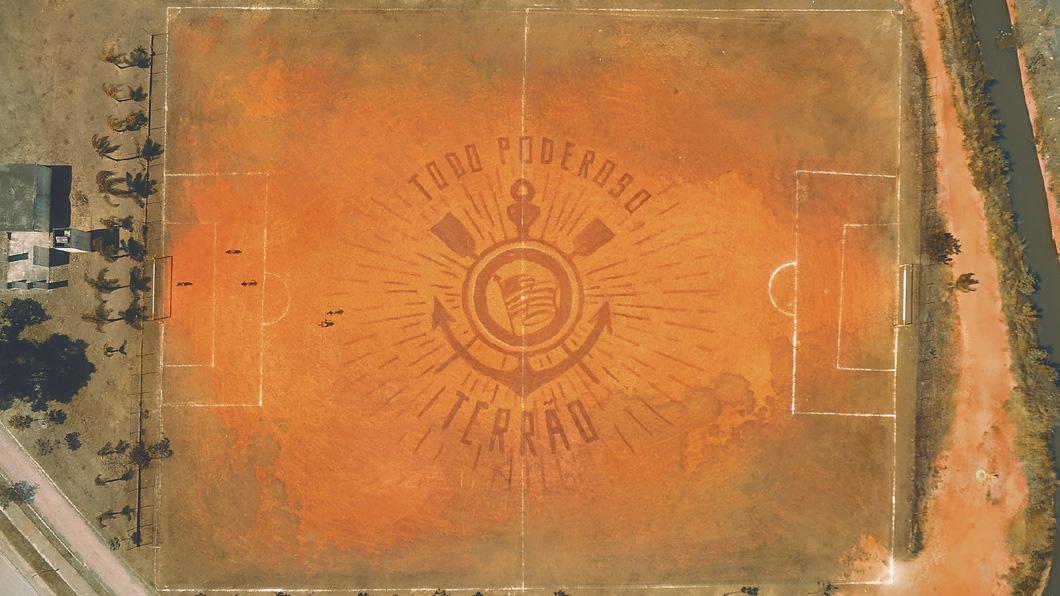 6465592b2873f Todo Poderoso Terrão  Nike homenageia jogadores da base do Corinthians