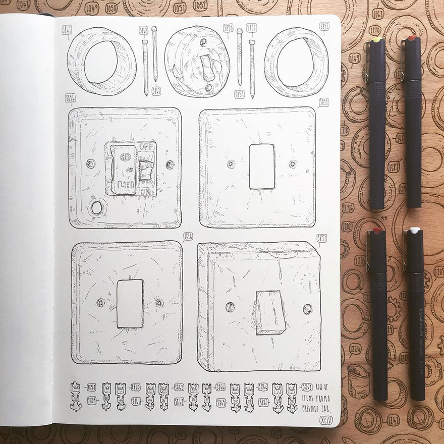 grandfather-died-illustrations-tools-shed-project-lee-john-phillips-16