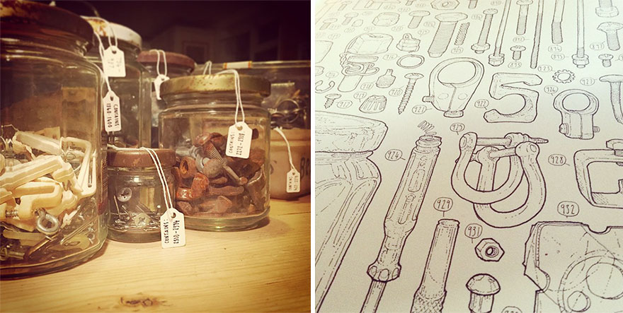 grandfather-died-illustrations-tools-shed-project-lee-john-phillips-28