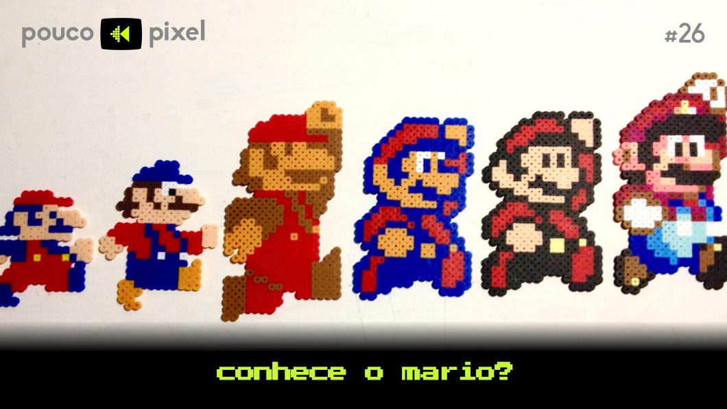 Capa - Conhece o Mario?