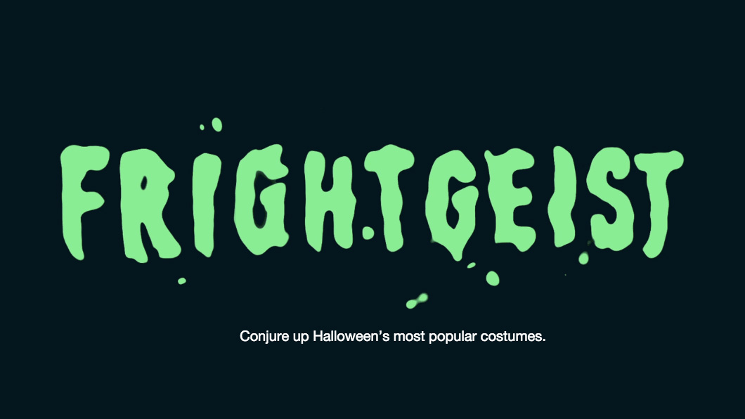 google revela as fantasias mais populares do halloween 2015