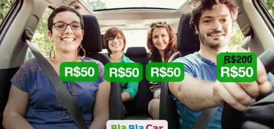 BlaBlaCar – divisao de custos