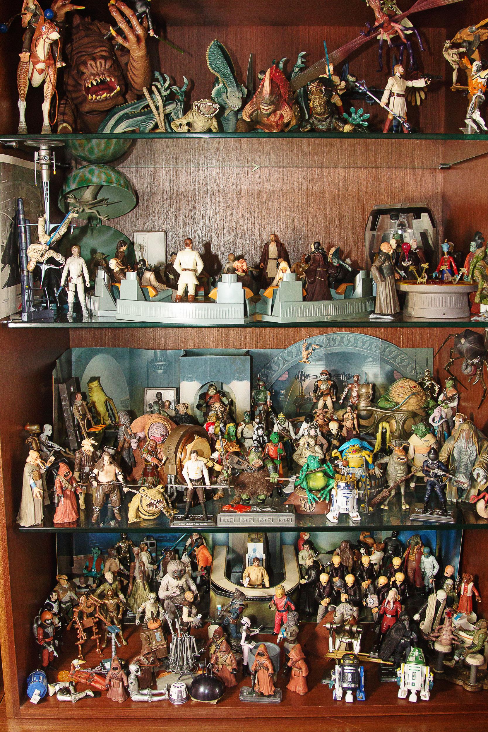 "O mundo valioso e complexo dos colecionadores de ""Star Wars"""