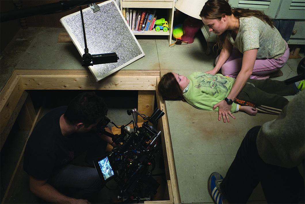 Piso elevado foi o truque utilizado para filmar em um espação tão pequeno