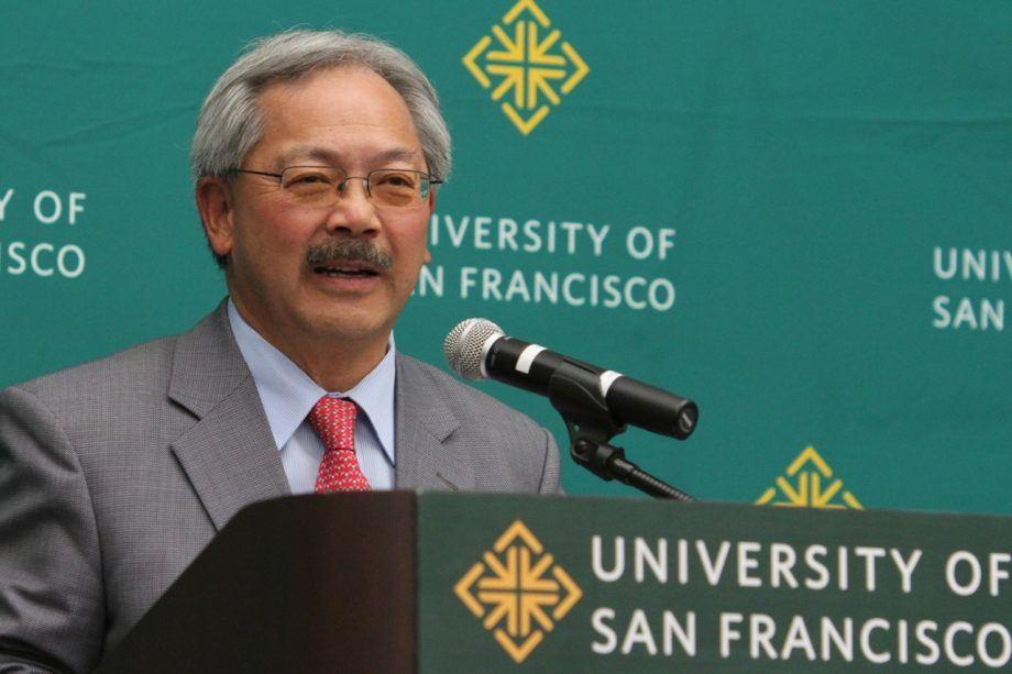 Edwin Lee, prefeito de São Francisco