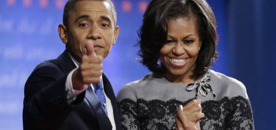 Barack e Michele Obama