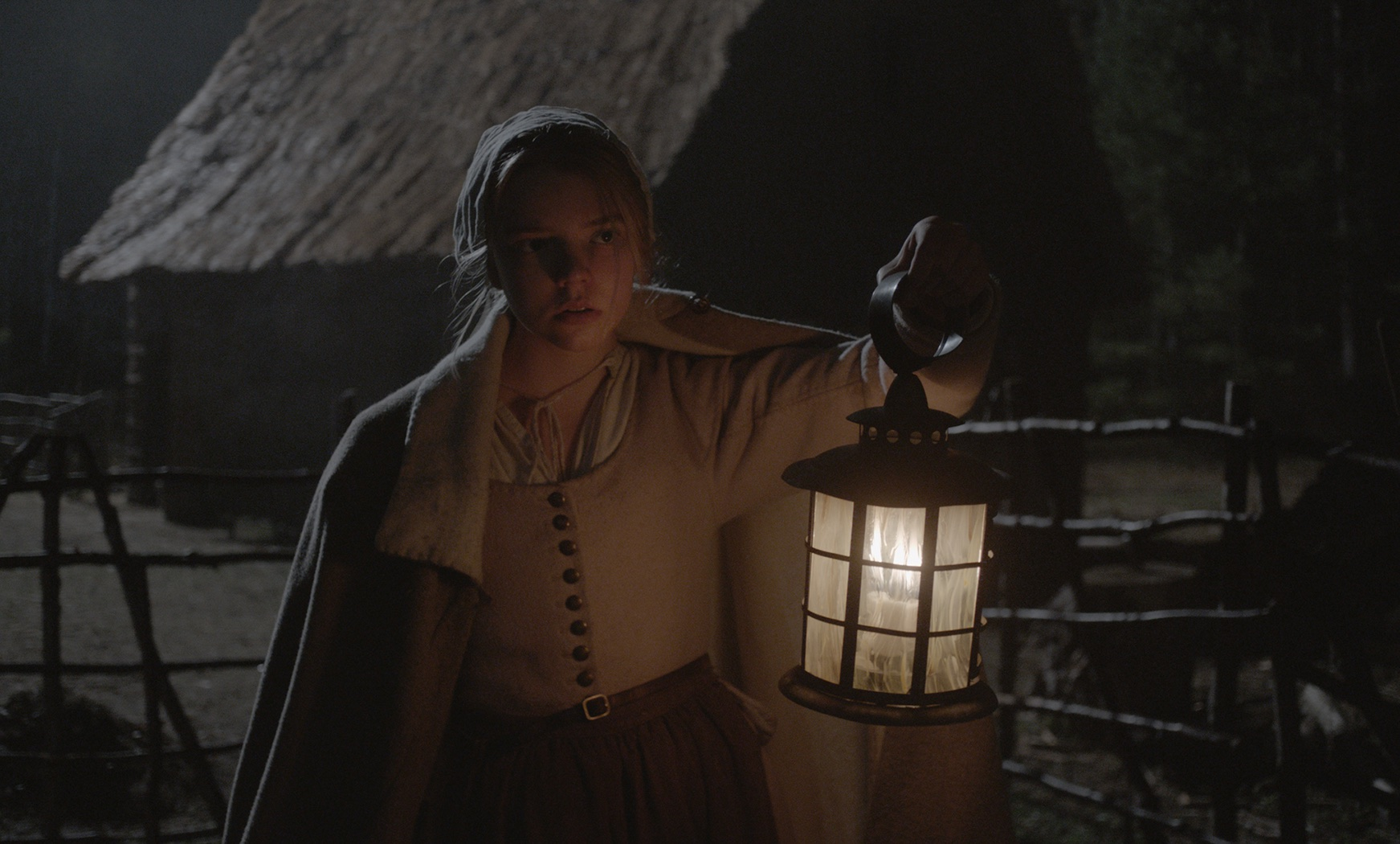 Thomasin, interpretada por  Anya Taylor-Joy