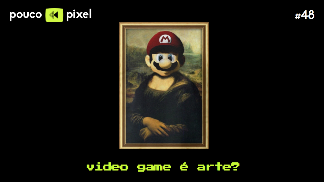 Capa - Video game é arte?