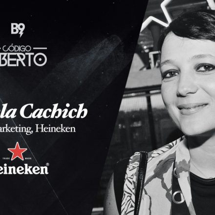 Daniela Cachich, Heineken