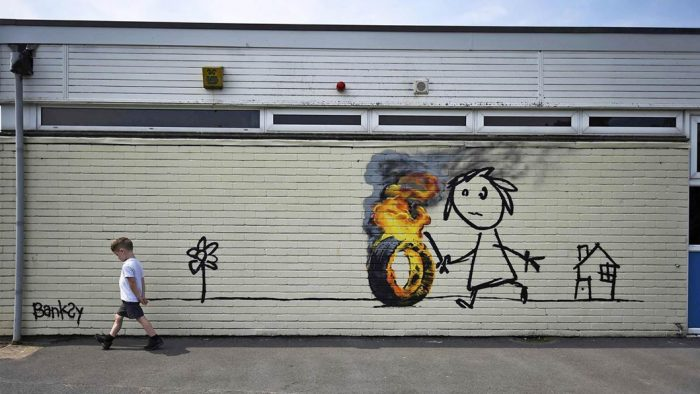 banksy-escola-inglaterra
