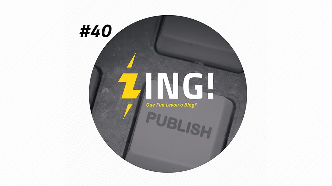Capa - 40 - Que Fim Levou o Blog?