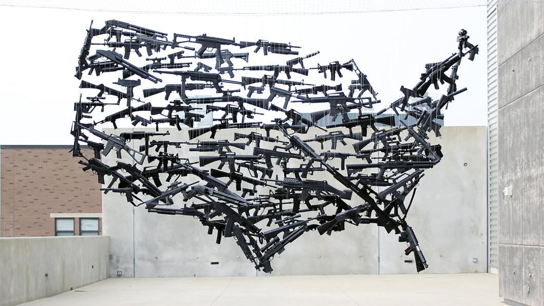 Gun Country, por Michael Murphy