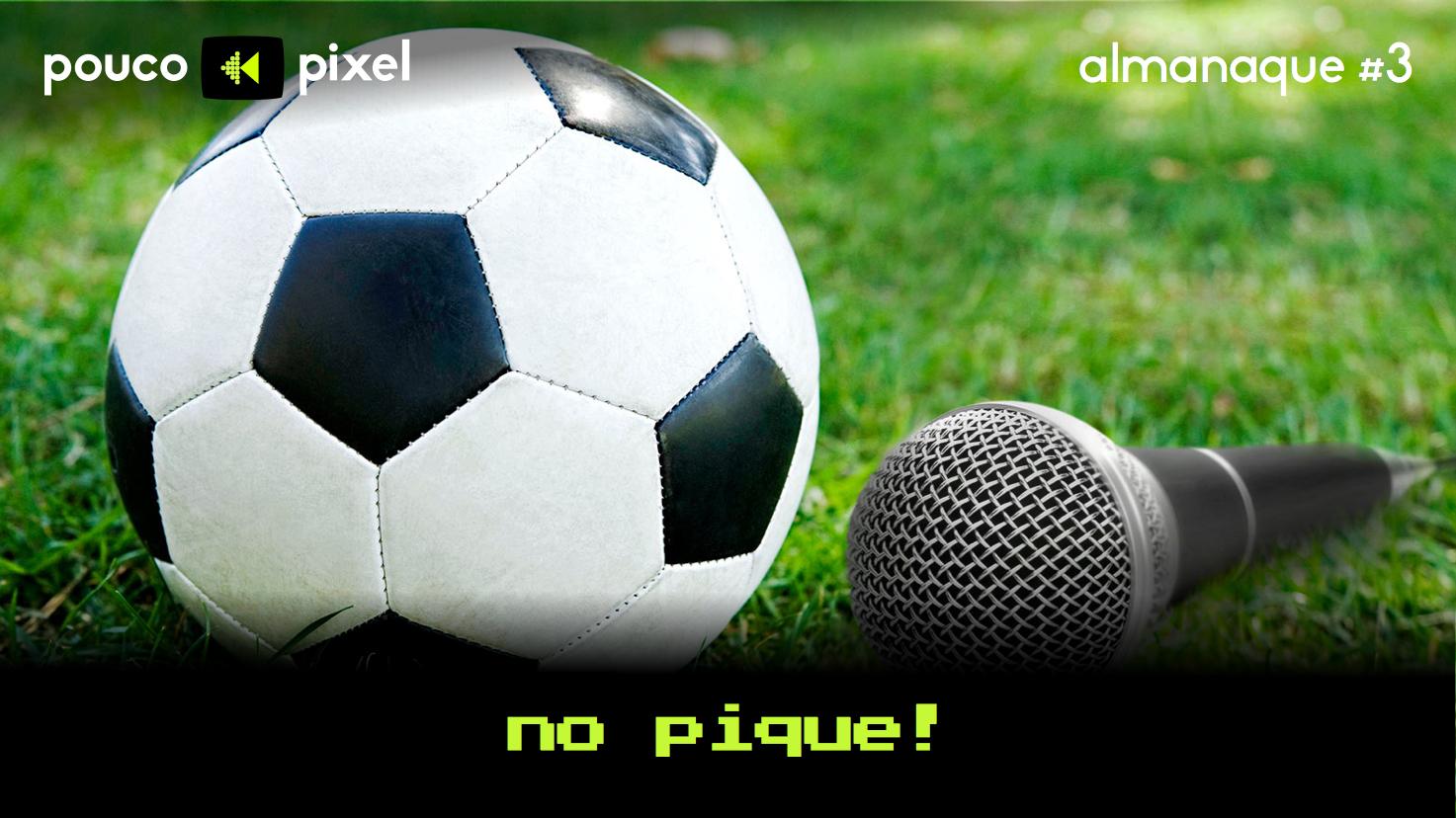 Capa - Almanaque 3 - No pique!