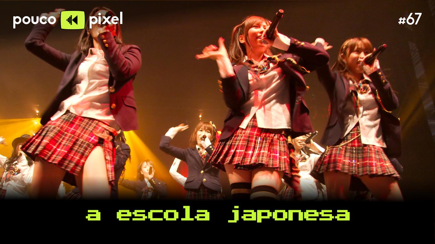 Capa - A escola japonesa