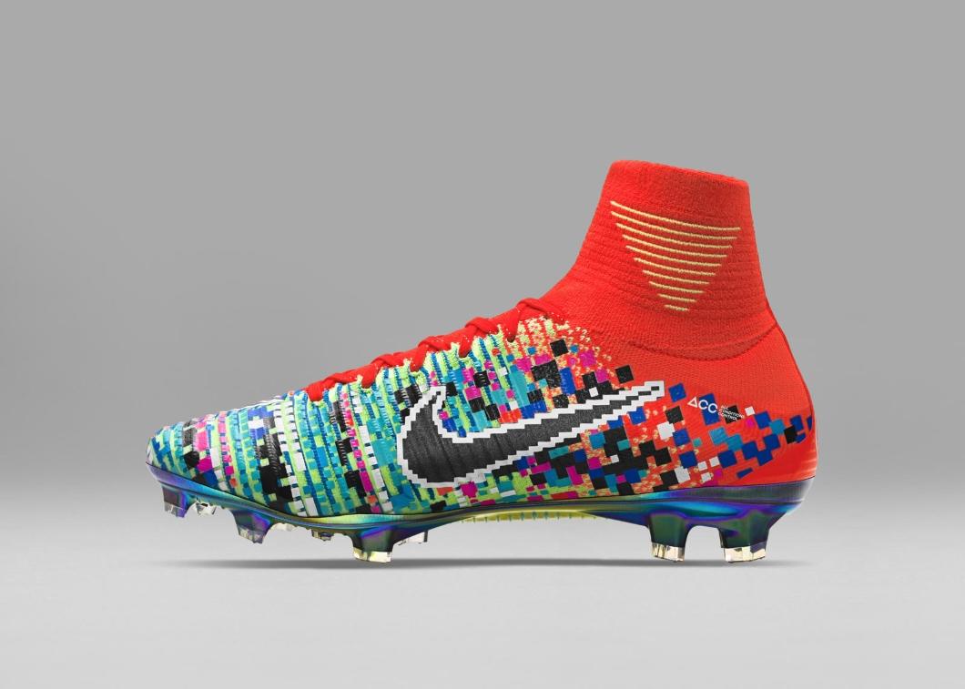 8d629cc107575 Nike lança chuteira especial para celebrar duas décadas do game FIFA