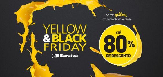 Saraiva Black Friday