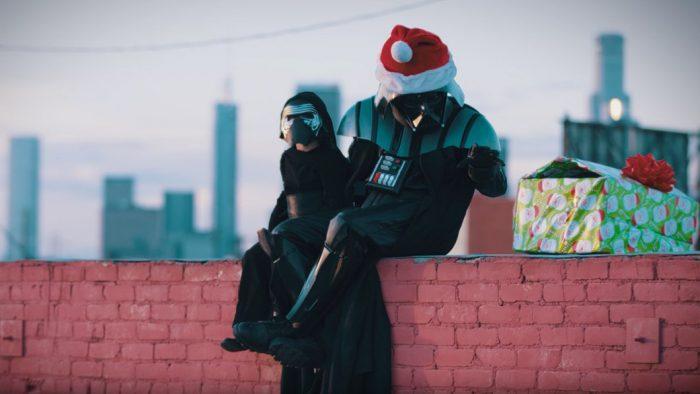 Darth Christmas