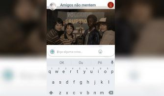 google-allo-stranger-things