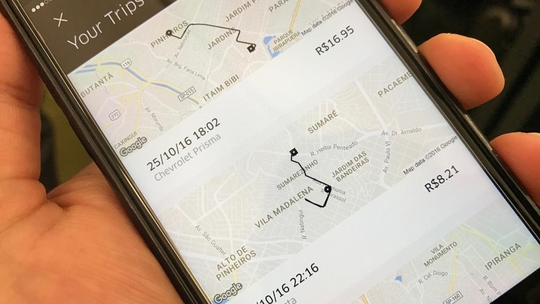 uber-viagens