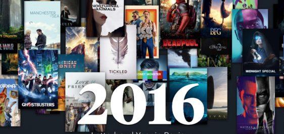 Letterboxd 2016