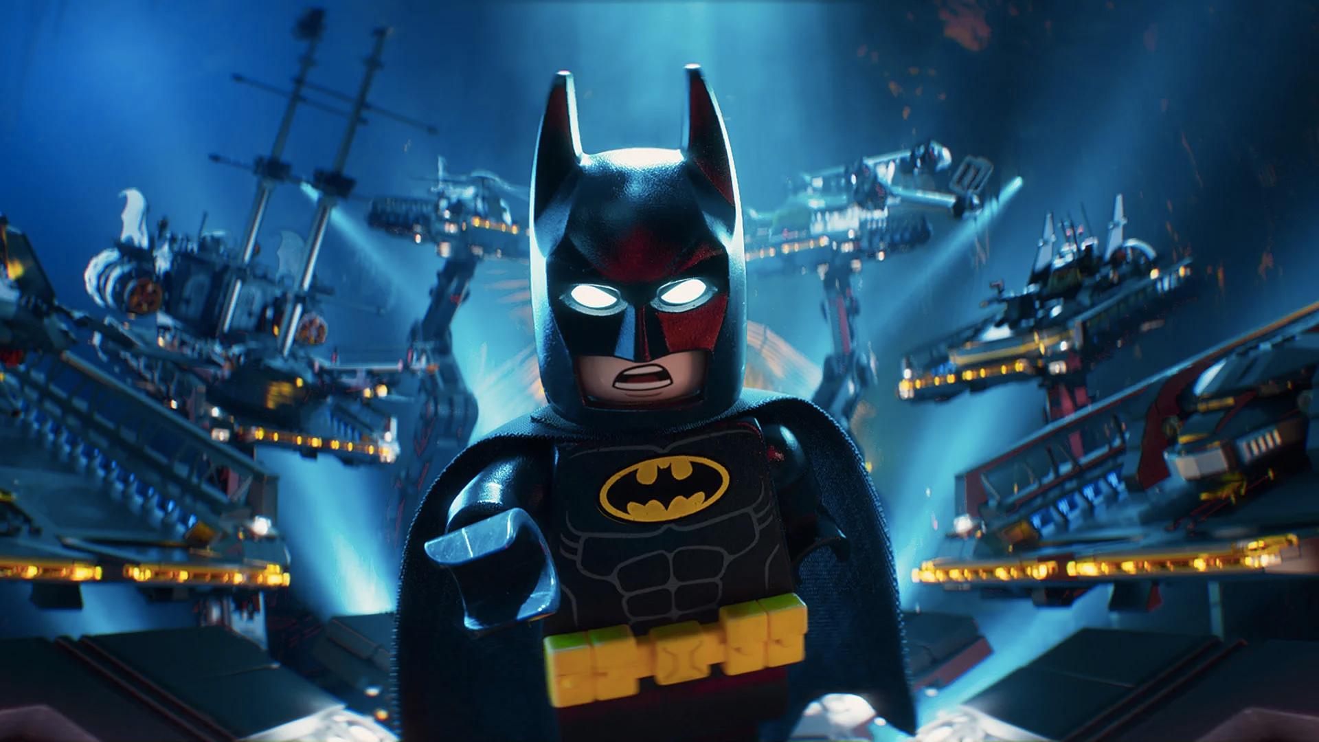 """""""LEGO Batman"""" é uma alternativa bem-humorada aos filmes do herói"""