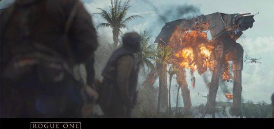 Rogue One VFX