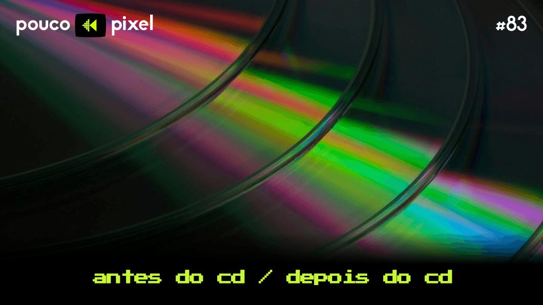 Capa - Antes do CD / Depois do CD