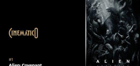 Cinematico Alien Covenant
