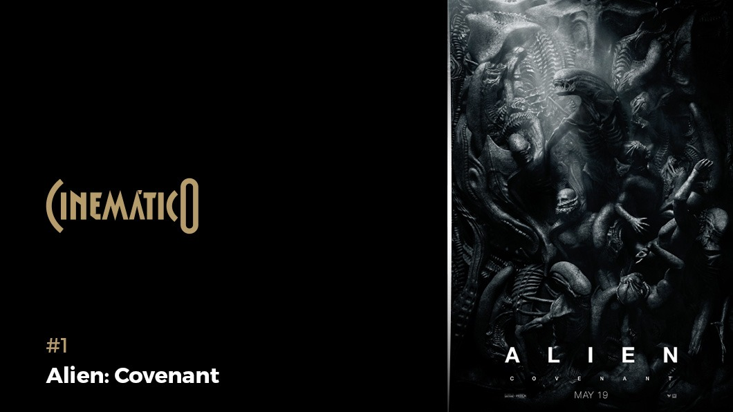 Cinematico Alien Covenant