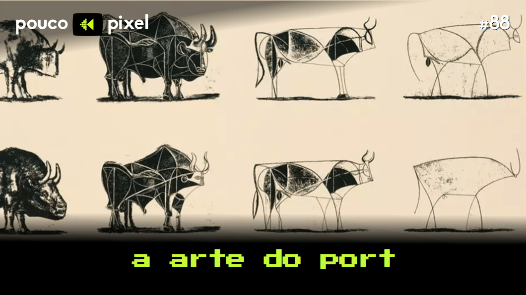 Capa - A arte do port