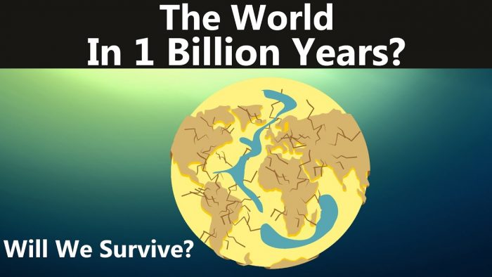 1 billion Earth