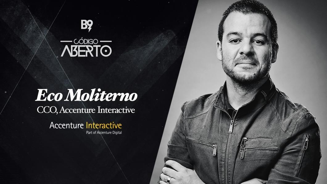 Capa - Eco Moliterno, CCO, Accenture Interactive