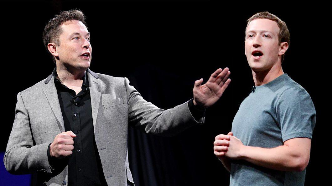 Elon vs Mark