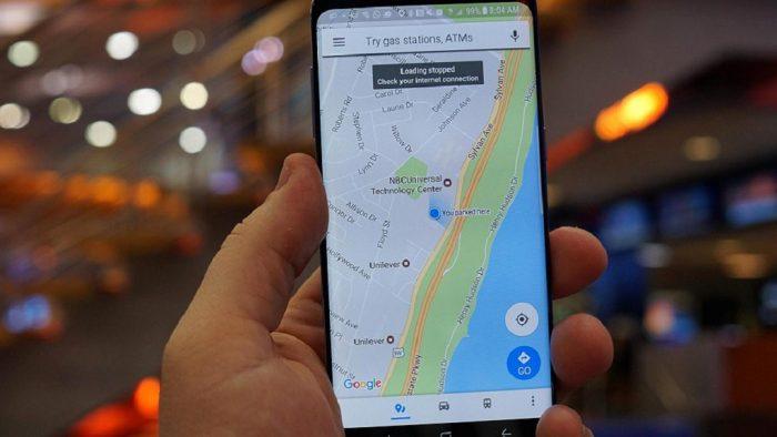 Além de mostrar o caminho, agora o Google Maps te ajuda a estacionar