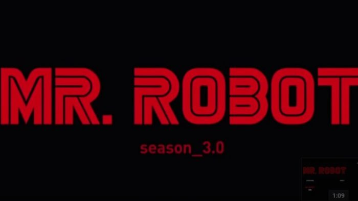 Mr. Robot terceira temporada