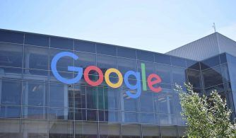 Sede do Google, no Vale do Silício
