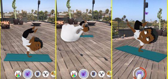 Snapchat-realidade-aumentada